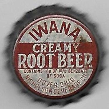 IWANA CREAMY ROOT BEER