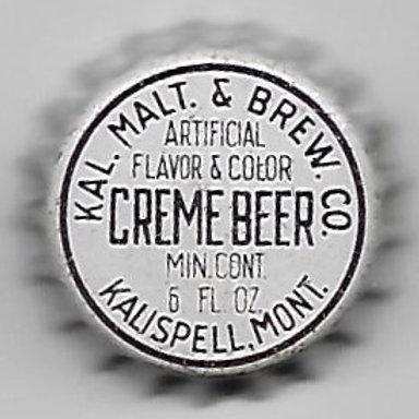 KAL. MALT & BREW CREME BEER