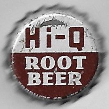 HI-Q ROOT BEER