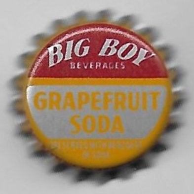 BIG BOY GRAPEFRUIT SODA