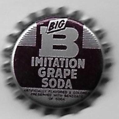 BIG B IMITATION GRAPE SODA