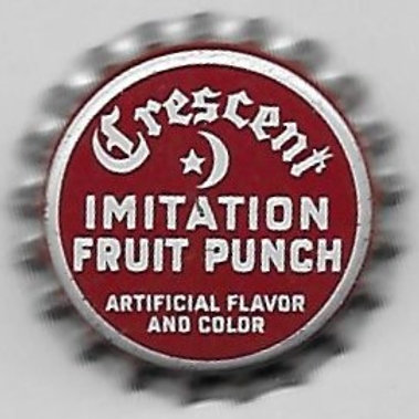 CRESCENT IMITATION FRUIT PUNCH; CAMDEN, NJ
