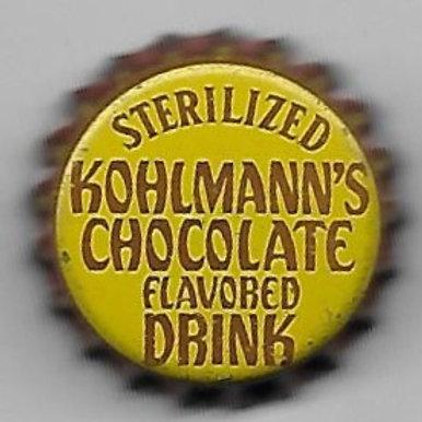 KOHLMANN'S CHOCOLATE FLAVORED DRINK STERILIZED