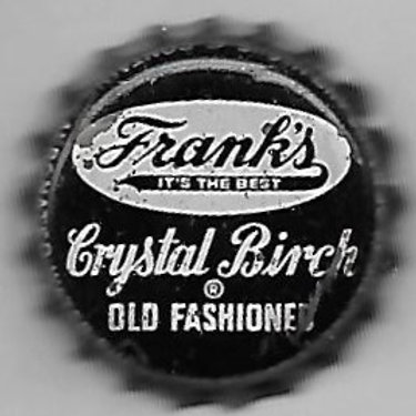 FRANK'S CRYSTAL BIRCH OLD FASHIONED