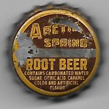 ARCTIC SPRING ROOT BEER