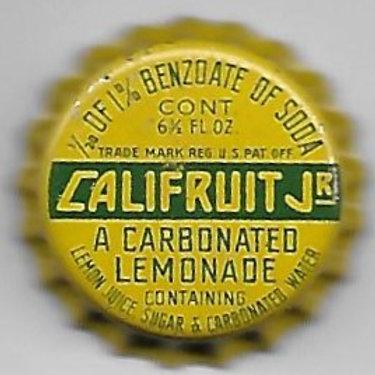 CALIFRUIT JR LEMONADE