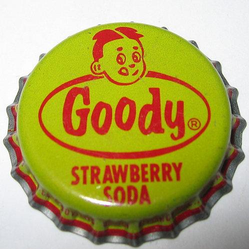 GOODY STRAWBERRY SODA MAGNET