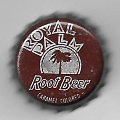 ROYAL PALM ROOT BEER