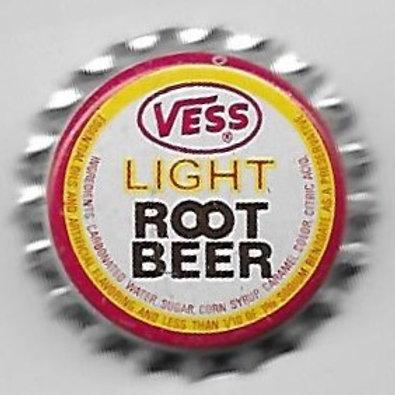 VESS ROOT BEER, LIGHT