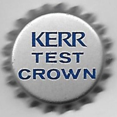 KERR TEST CROWN