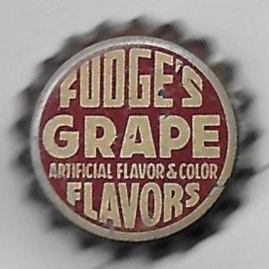 FUDGE'S GRAPE FLAVORS