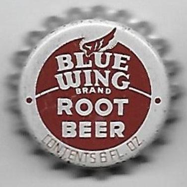 BLUE WING ROOT BEER DARK BROWN