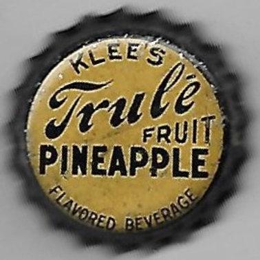 KLEE'S TRULE FRUIT PINAPPLE