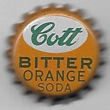 COTT ORANGE SODA, BITTER