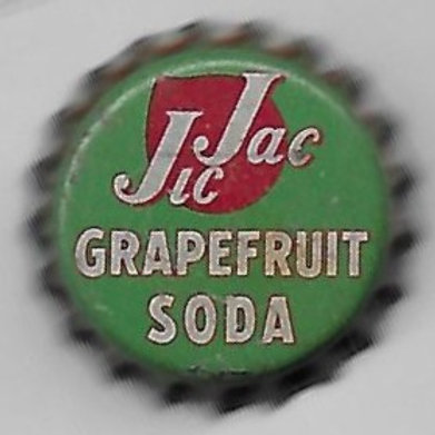 JIC JAC GRAPEFRUIT SODA
