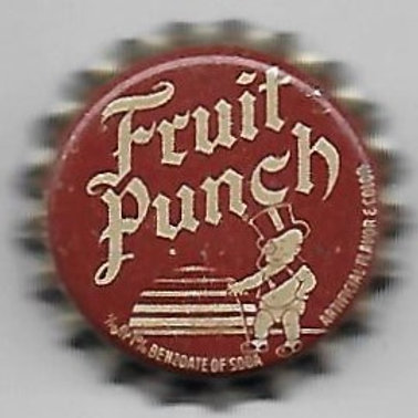 DUKE BEVERAGES FRUIT PUNCH