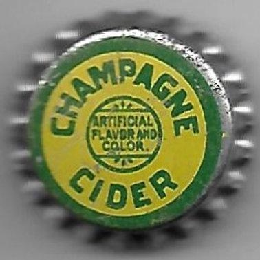 CHAMPAGNE CIDER PIN
