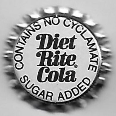 DIET RITE COLA NO SUGAR ADDED