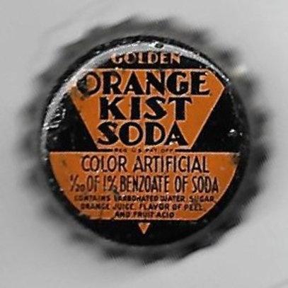 KIST ORANGE SODA