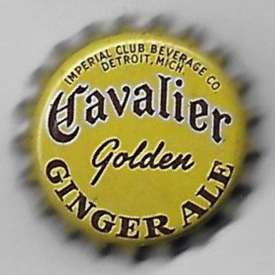 CAVALIER GOLDEN GINGER ALE