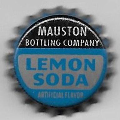 MAUSTON BOTTLING CO. LEMON SODA