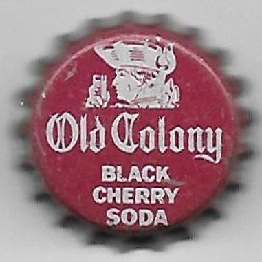 OLD COLONY BLACK CHERRY SODA