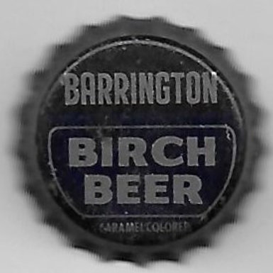 BARRINGTON BIRCH BEER