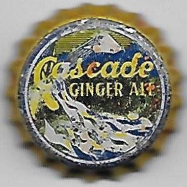 CASCADE GINGER ALE