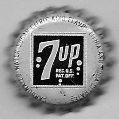 7up, Joyce Seven-up, Joliet - Chicago,1930's