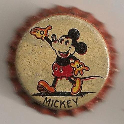 MICKEY MOUSE ORANGE SODA