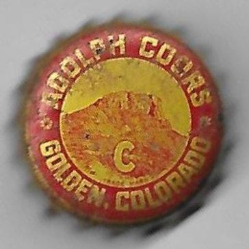 COORS GOLDEN COLORADO (ADOLPH COORS)