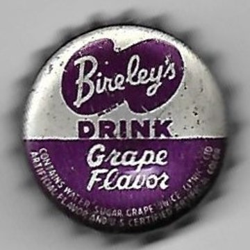 BIRELEY'S GRAPE DRINK