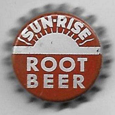 SUN-RISE ROOT BEER
