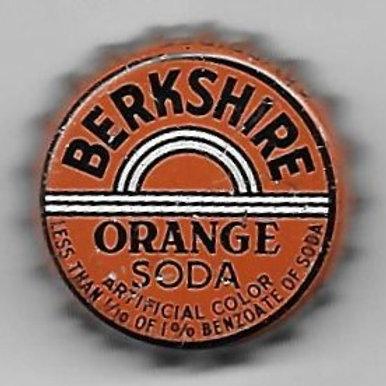 BERKSHIRE ORANGE SODA