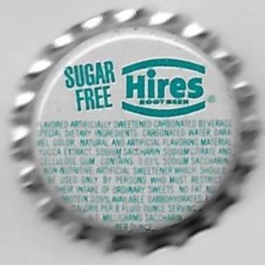 HIRES ROOT BEER SUGAR FREE