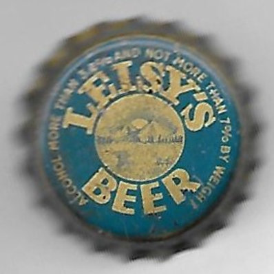 LEISY'S BEER 3.2%
