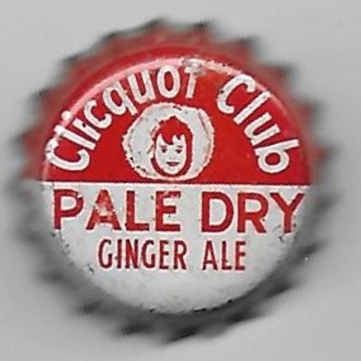 CLICQUOT CLUB GINGER ALE PALE DRY
