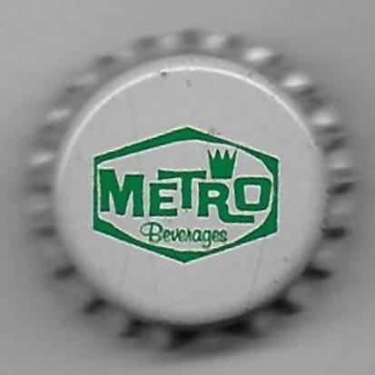 METRO BEVERAGES PIN