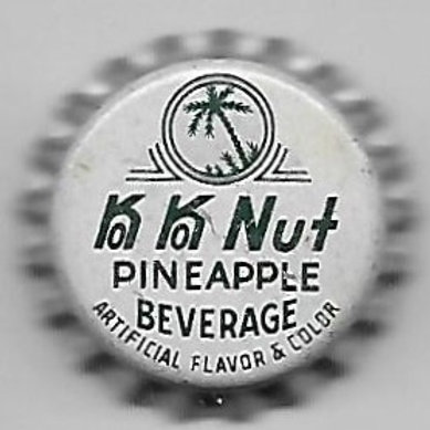 KO KO NUT PINEAPPLE BEVERAGE