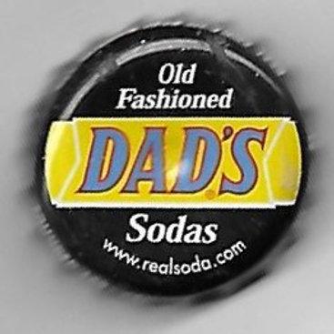 DAD'S OLD FASHIONED SODAS