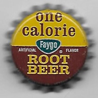 FAYGO ROOT BEER ONE CALORIE
