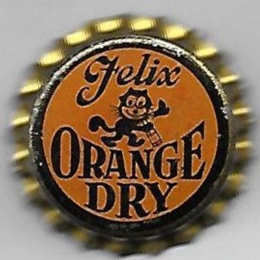 FELIX ORANGE DRY SOLID CORK