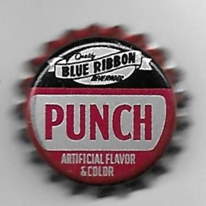 BLUE RIBBON PUNCH