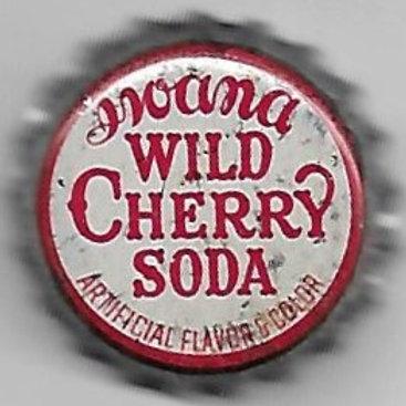 IWANA WILD CHERRY SODA