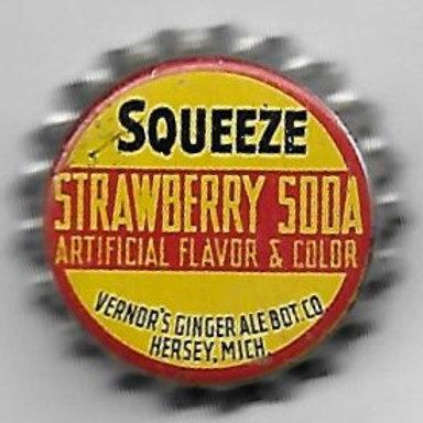 SQUEEZE STRAWBERRY SODA YELLOW