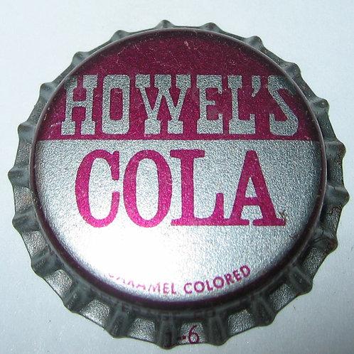 HOWEL'S COLA MAGNET