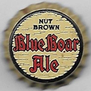 BLUE BOAR ALE NUT BROWN