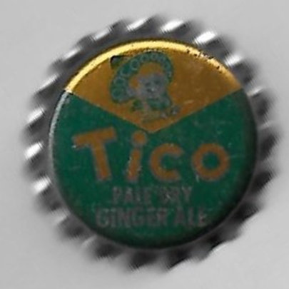 TICO PALE DRY GINGER ALE
