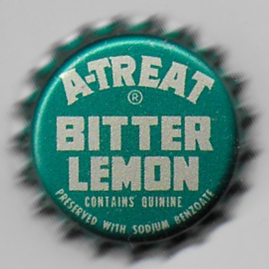 A-TREAT BITTER LEMON