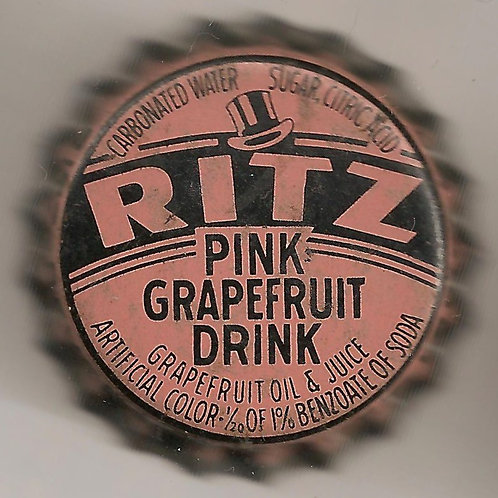 RITZ PINK GRAPEFRUIT DRINK